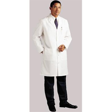 3145-Men's Lab Coat