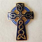 Celtic Cross Pin 1