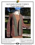 Turkish Carpet Cardigan Pattern
