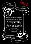 Conjuring for a Cure Adult T-shirt
