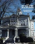 McHenry Mansion Book