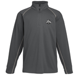 Tri-Mountain Performance Men's Reflex Waffle-Knit Pullover