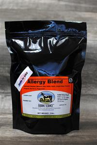 Allergy Herbal Blend - Pelletized