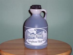One - Quart Sorghum Syrup