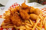Baskets-Pontchartrain Fried Shrimp