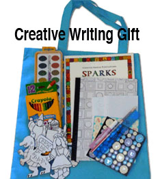 Creative Writing Bag