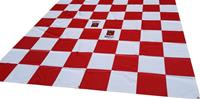 Outerlite Vinyl Checkered Mat