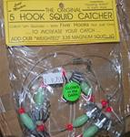 5-Hook Squid Catcher Rig