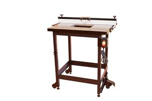Free Standing Router Table