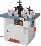 LOBO Spindle Shaper w/Sliding Table Model LS-625MS