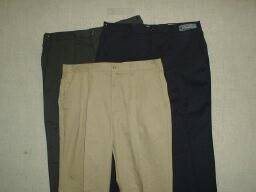 Used Work Pants