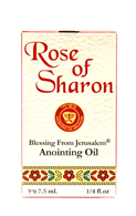 Rose of Sharon Anointing Oil 7.5ml
