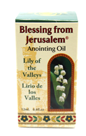 Lily Of The Valleys Anointing Oil 12ml