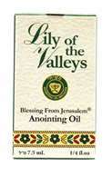 Lily Of The Valleys Anointing Oil 7.5ml
