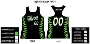 Fast-Pitch Tank Top #1