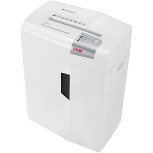 HSM shredstar X14, White-14 sheet, cross-cut with separate CD slot, 6.1 gal. capacity