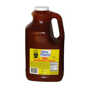 One (1) Gallon Henry Roberts Barbecue Sauce