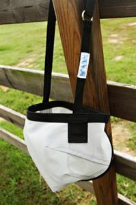 Trail Rider Muzzle shade with Poll Strap