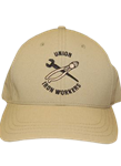 Hat-Khaki Cap w/ Black Tools