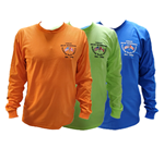 Apparel-Long Sleeve T-Shirt