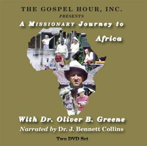 A Missionary Journey to Africa (DVD)