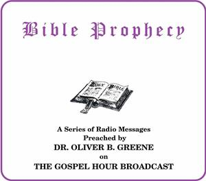 Bible Prophecy Radio Series on CD