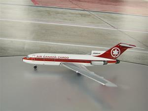 1/400 Air Canada Cargo 727-100 Old Livery Reg No. C-GAGX