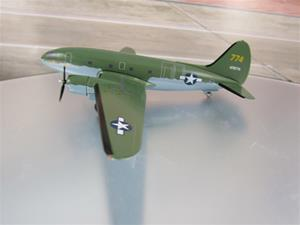 "United States Air Force C-46 ""Green"""