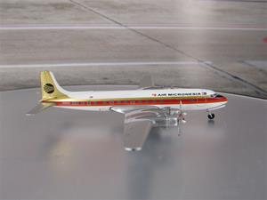 1/400 Air Micronesia DC-6 Reg No. N90961