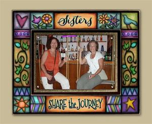 Frame Sisters Share the Journey