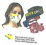 Cloth Face Masks - Pack of 10