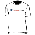US Space Race T-Shirts