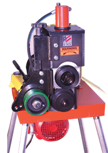 Model 1023 - PORTABLE ROLL GROOVER