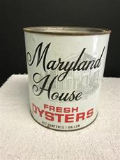 Oyster Can, Maryland House