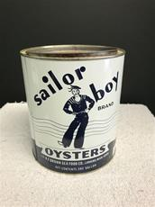 Oyster Can, Sailor Boy