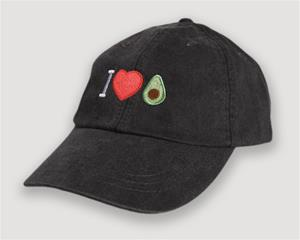 I Heart Avocado Hat