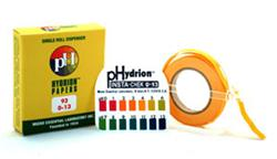 pHydrion® Test Strips 0-13