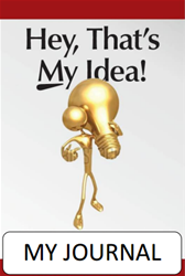 My Idea Journal - ebook
