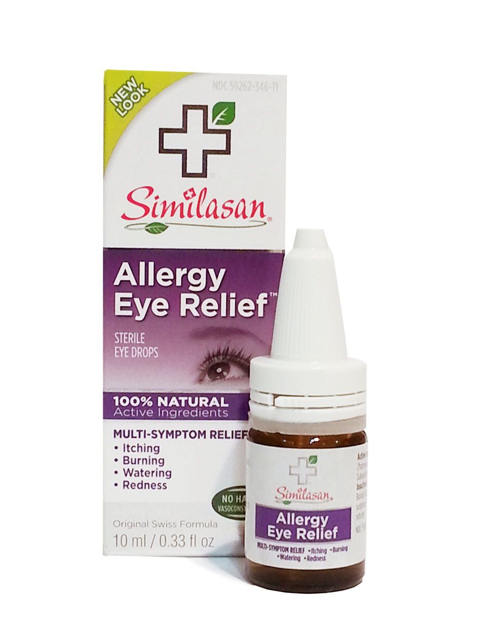 Allergy Eye Relief Drops