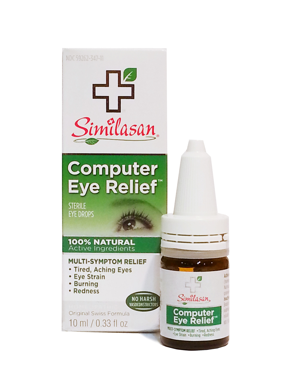 Computer Eye Relief Drops