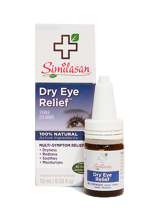Dry Eye Relief Drops