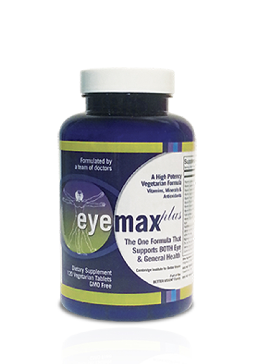 EYEMAX-plus: 12 Month Supply