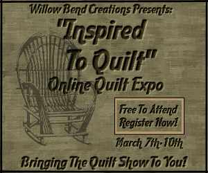 Inspired To Quilt Expo