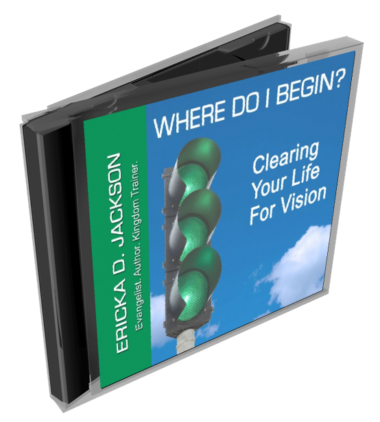 Where Do I Begin? Clearing Your Life For Vision .mp3