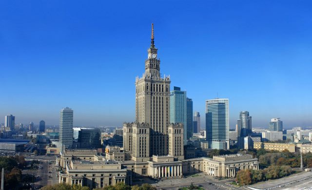 Warsaw City-Centre Investment