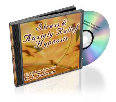 Stress and Anxiety Relief Hypnosis