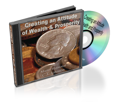 Creating an Attitude of Wealth and Prosperity