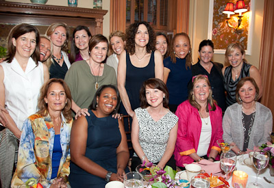 Women On Fire Tea NYC September 14, 2012