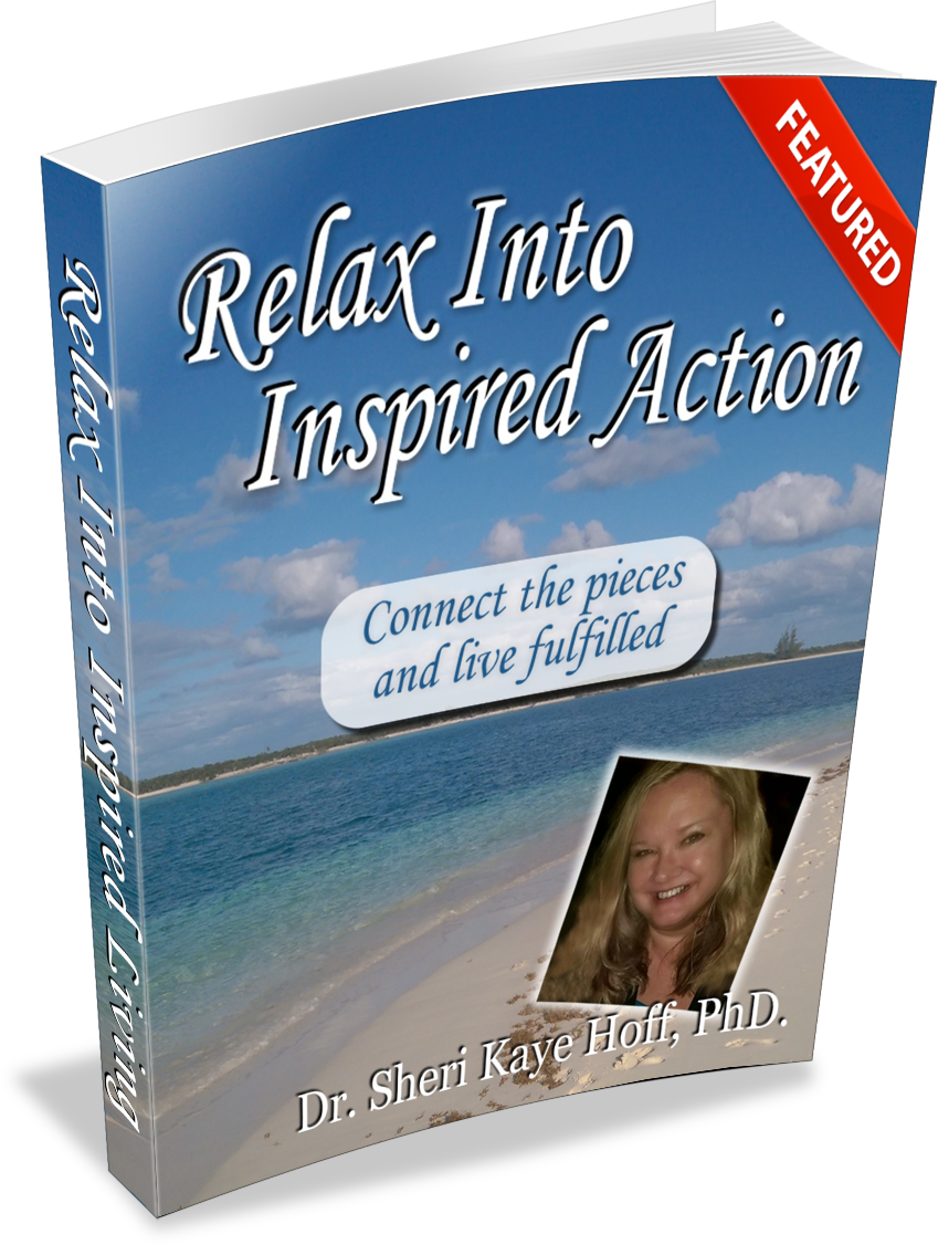 Relax Into Inspired Action eBook