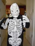 Myron in costume